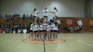 Middleborough High School: Pep Rally